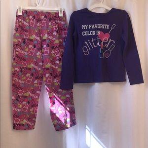 Circo Glam Girl PJ Set Size:L